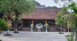 Những dấu tích nghìn năm vô giá ở chùa Hương Lãng