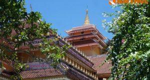 Ngỡ ngàng trước ngôi chùa kiểu Thái tráng lệ ở Hội An