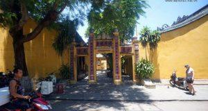 Khám phá ngôi chùa cổ xưa nhất của Hội An