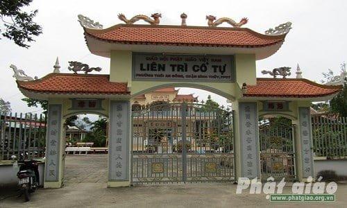 Ngắm nét đẹp cổ kính của chùa Liên Trì