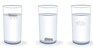 Nhổ nước bọt vào cốc nước, bài kiểm tra chị em nên làm vào buổi sáng
