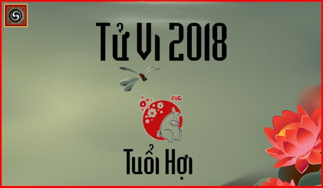 Tử vi 2018 tuổi Hợi