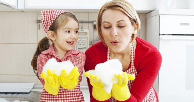 Những kỹ năng cha mẹ nhất định cần dạy con ở thời kì vàng 0-6 tuổi