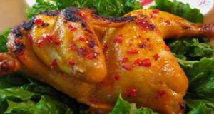 Cách làm gà nướng muối ớt đúng chuẩn thơm ngon cực hấp dẫn