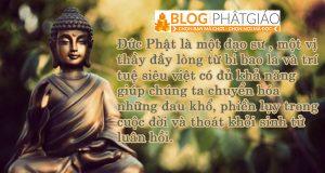 Đức Phật là một đạo sư