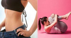 3 động tác yoga nhẹ nhàng dưới đây sẽ giúp bạn đánh tan mỡ vòng 2 vô cùng hiệu quả
