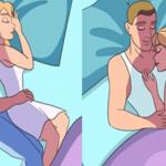 5 tư thế ngủ chứng tỏ chồng yêu vợ nhất trên đời, hãy giữ chặt ông chồng này nhé!