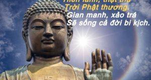 Trời Phật luôn công bằng, chỉ thường ban tốt đẹp và may mắn cho người lương thiện tốt bụng